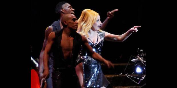 Lady a mis le public belge Gaga - La DH