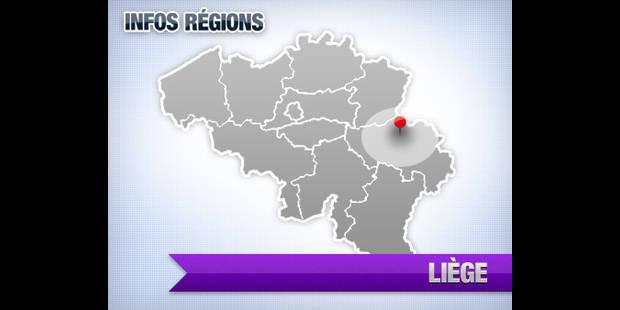Incendie maîtrisé dans le centre de Liège - La DH