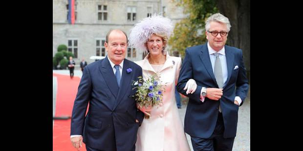 Mariage  princier en Belgique - La DH