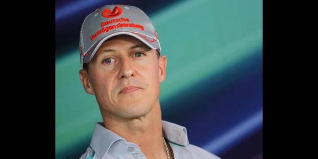 """Michael Schumacher toujours """"indécis"""" sur son avenir - La DH"""
