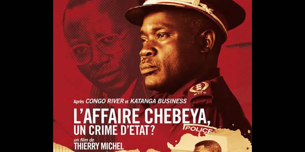 """Plainte contre l'affiche du film de Thierry Michel sur """"l'affaire Chebeya"""" - La DH"""