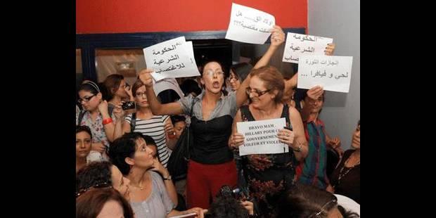 Tunisie: colère et indignation après le viol d'une femme par des policiers - La DH