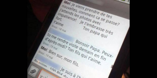Le père de Jean-Luc Delarue dévoile les derniers SMS échangés avec son fils - La DH