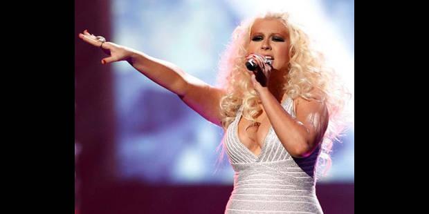 Christina Aguilera : au régime numérique pour The Voice?