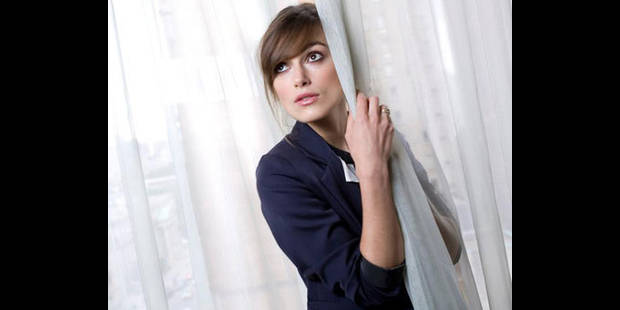Keira Knightley au rayon X !