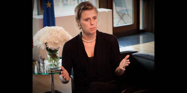 """Emily Hoyos : """"Stopper les essais d'OGM dans les champs belges"""" - La DH"""