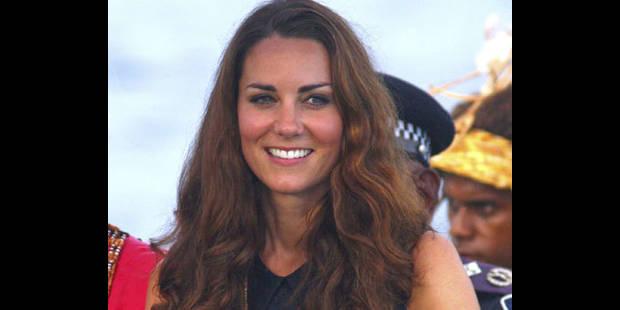 """Kate """"topless"""" :  la justice interdit la diffusion des photos sur les supports numériques"""