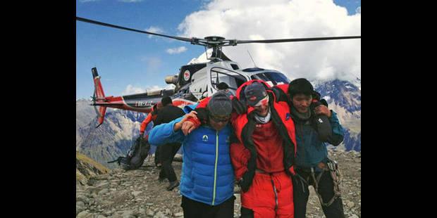 Avalanche au Népal: poursuite des recherches pour retrouver trois disparus - La DH