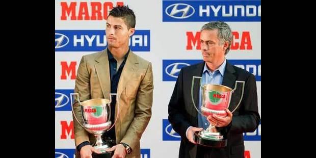 Ronaldo est triste ? Pas de problème pour Mourinho - La DH