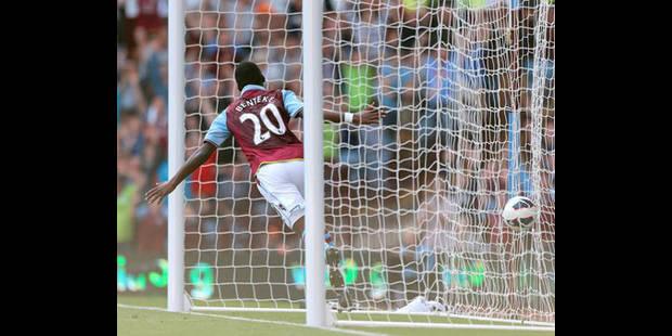Benteke  déjà décisif avec Aston Villa - La DH