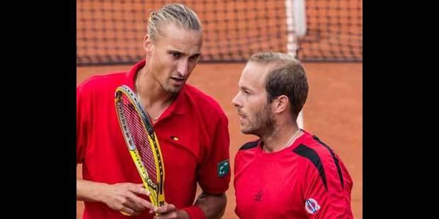 Coupe Davis: la Belgique retrouve le groupe mondial - La DH