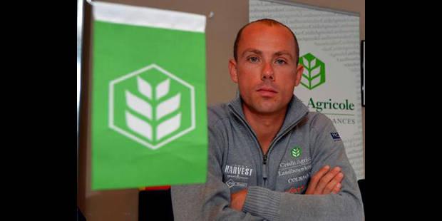 L'équipe Landbouwkrediet s'appellera Crelan à partir de janvier 2013 - La DH