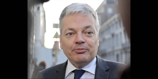 Reynders veut un Parlement européen qui ne siège qu'à Bruxelles - La DH