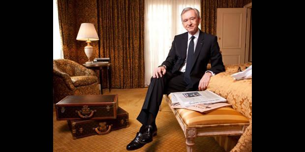"""Arnault veut la nationalit� belge pour faciliter un investissement """"sensible"""""""
