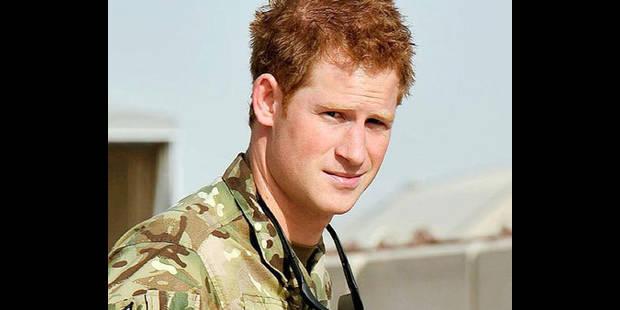 Le prince Harry de retour en Afghanistan avec l'armée - La DH