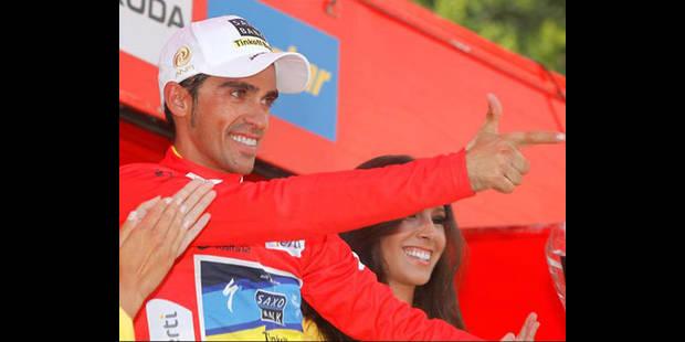 Vuelta: Bennati au sprint, Contador toujours leader - La DH