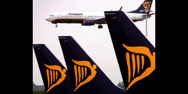 Un avion de Ryanair fait demi-tour à Madrid pour dépressurisation de cabine - La DH