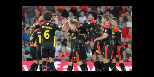 Les Diables rouges souverains à Cardiff (0-2)