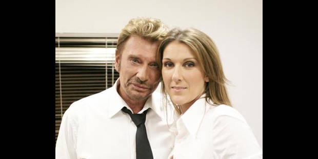 Du beau monde  pour l'album de Céline Dion - La DH
