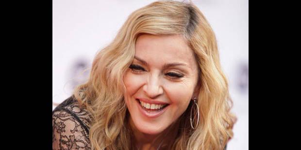 Madonna jugée trop vieille ! - La DH