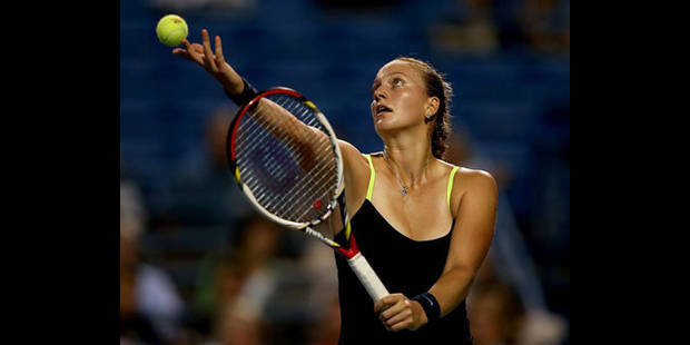 Maria Kirilenko en finale à New Haven contre Kvitova - La DH