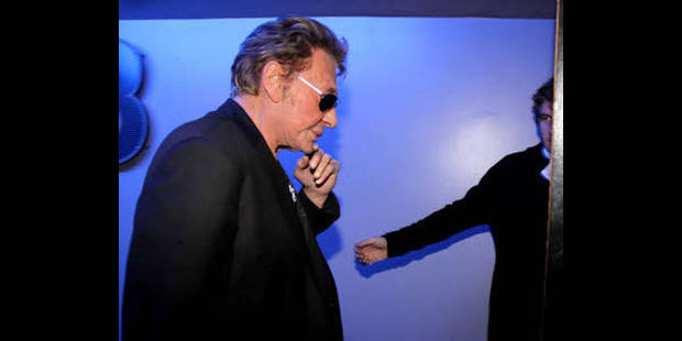 Johnny Hallyday quitte l'hôpital, s'envole vers Los Angeles - La DH