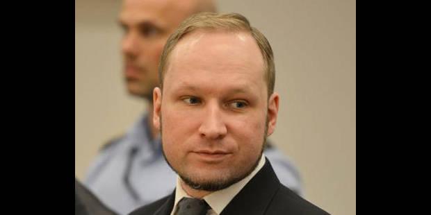 La peine de Breivik pas assez lourde ? - La DH