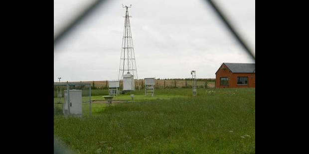 Le Hainaut plus exposé à la radioactivité