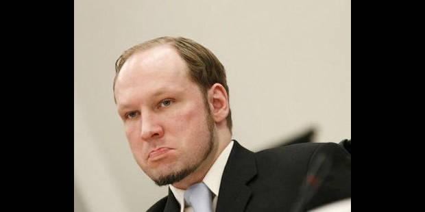 Breivik pas surpris par le verdict, dit son avocat - La DH