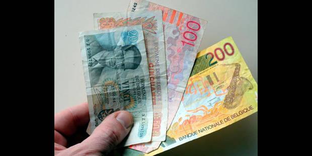 Un petit magot de 159 millions d'euros - La DH