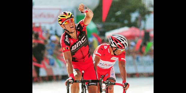 Philippe Gilbert retrouve le goût de la victoire - La DH