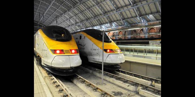 Un Eurostar spécial pour les belges sélectionnés aux Jeux paralympiques - La DH