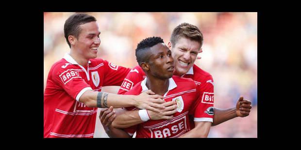Jeu, set et match pour le Standard face à Charleroi - La DH