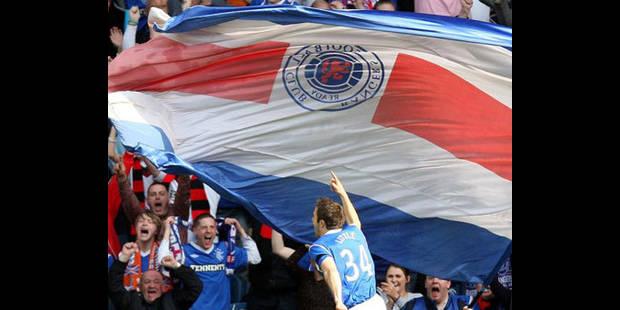 Glasgow bat un record mondial d'affluence en 4e division