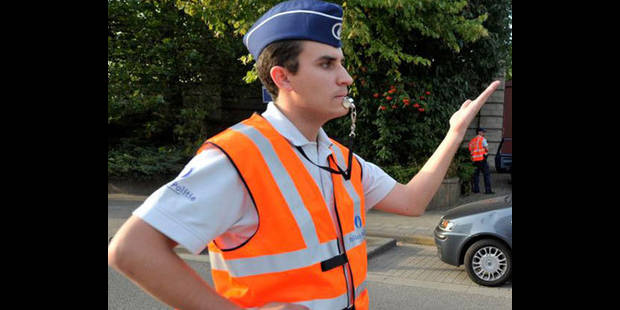 185 PV dressés en une seule journée à Ixelles pour nuisances et incivilités - La DH