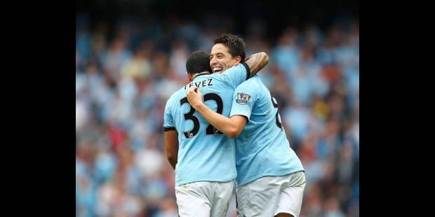 Manchester City arrache la victoire face à Southampton