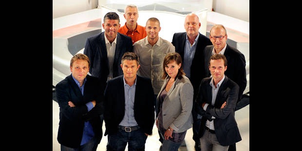 La Tribune : Deceuninck et Lecomte en duo - La DH