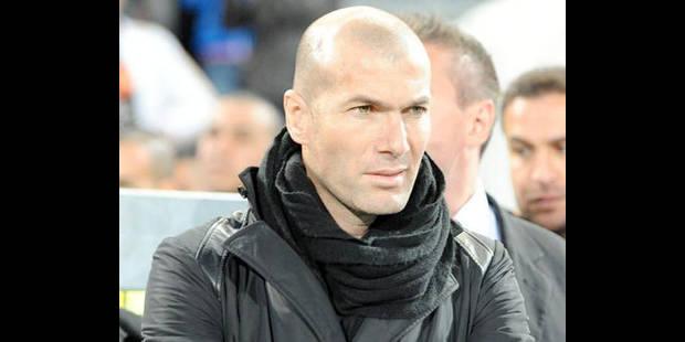 Zidane devient prof particulier - La DH