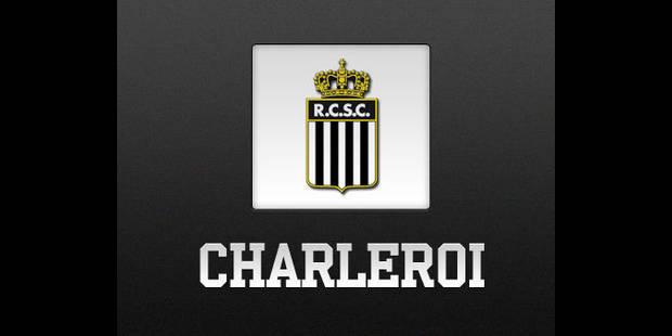 Charleroi : la chance de Jarun ? - La DH