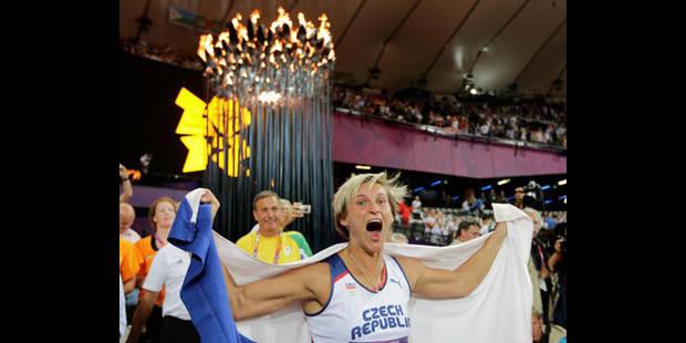 JO 2012: les résultats d'athlétisme - La DH