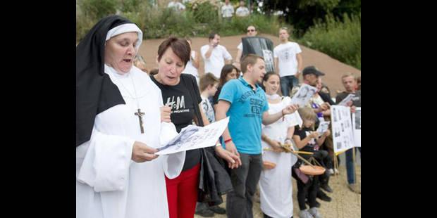 Les soeurs clarisses restent prêtes à accueillir Michelle Martin dans leur couvent de Malonne - La DH