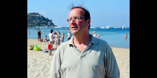 """Les 100 jours de Hollande, président """"normal"""" face à une crise hors normes - La DH"""