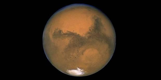 Un aller simple pour Mars en 2023, le défi d'une start-up néerlandaise - La DH