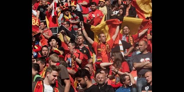 Diables : les billets remis en vente pour Belgique-Pays-Bas sont déjà tous partis - La DH