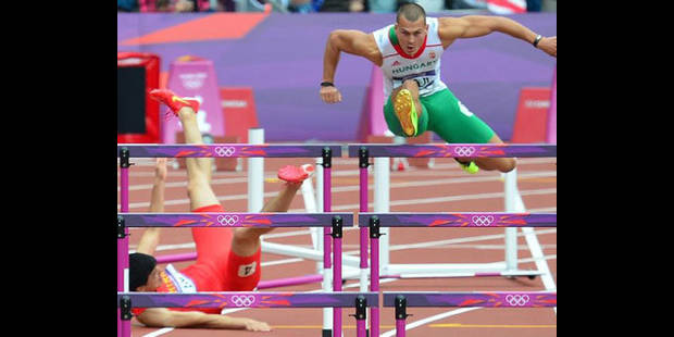 Stupeur en Chine après le nouveau drame olympique de Liu Xiang - La DH