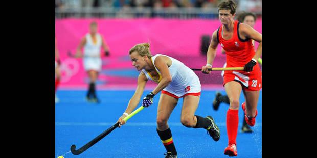 Les Red Panthers battues par la Grande-Bretagne (0-3) - La DH