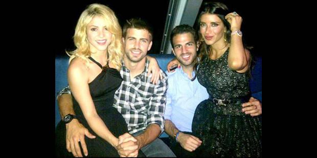 Les jolies rondeurs de Shakira !