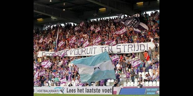 Une vingtaine de hooligans du Beerschot interpellés après le match face à Lokeren - La DH