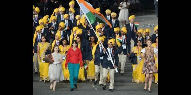 JO. Intruse lors de la cérémonie d'ouverture, l'Inde est furieuse - La DH