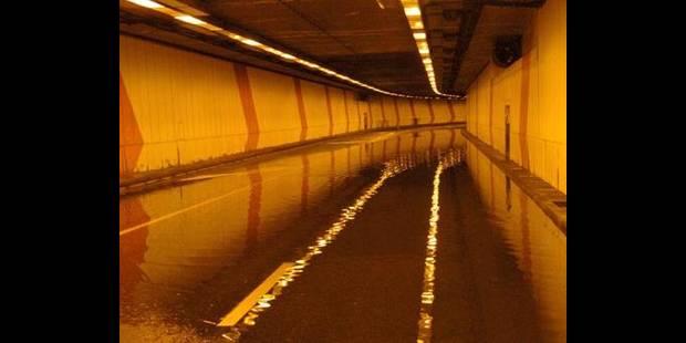 Liège sous les eaux et la boue - La DH